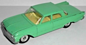 1:48 scale Dinky vehicles