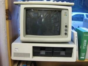 IBM PC vs XT