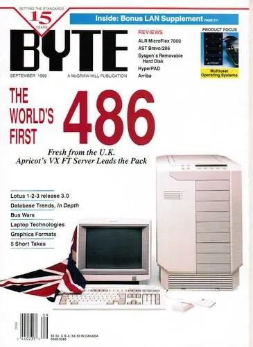 first 486 computer
