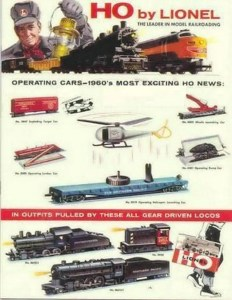 Lionel HO scale