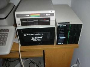 Commodore SFD-1001