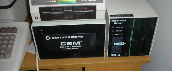 Commodore SFD-1001