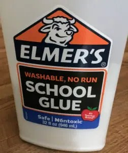Elmers Glue All vs School Glue