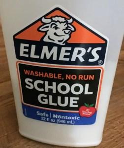 Elmers Glue All vs School Glue