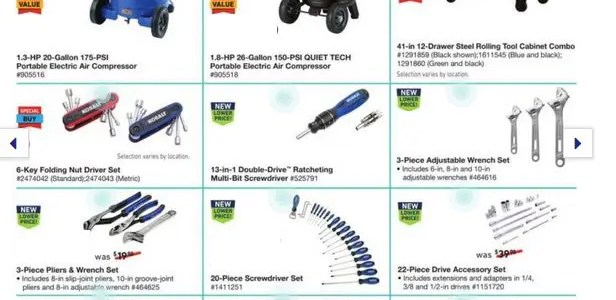 Who makes Kobalt hand tools for Lowe's?
