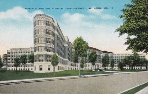 Homer G. Phillips Hospital, St. Louis