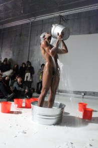 SAIC PERFORMANCE EXCHANGE in ACTUAL FICTION march 2013