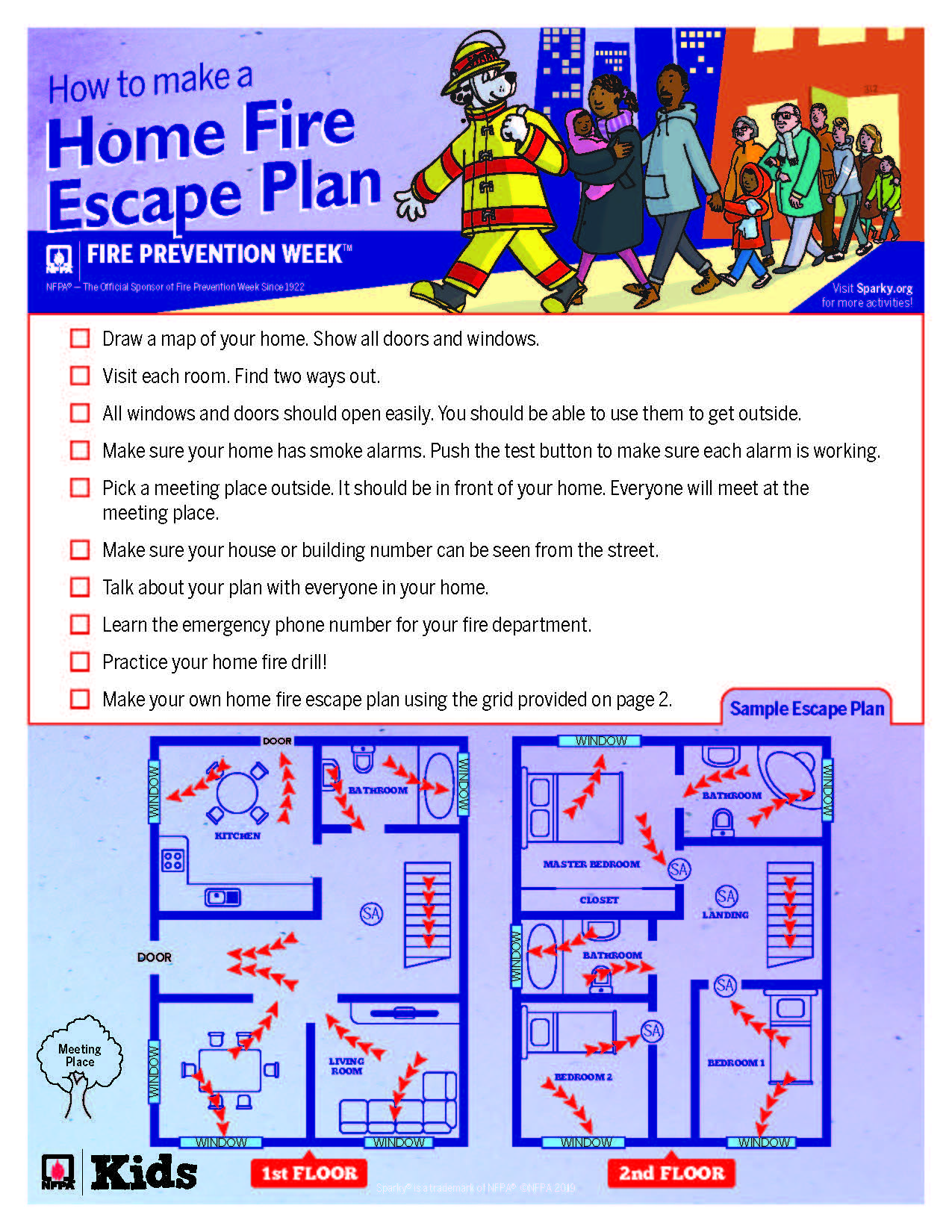 Fire Prevention Information