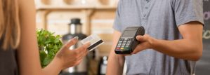 processing payment