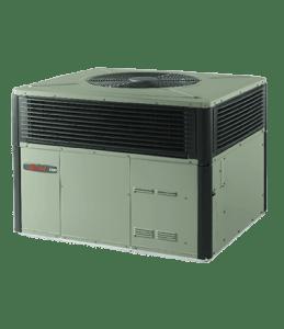TRANE xl15c packaged heat pump lg