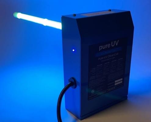 Pure UV Light
