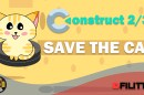 Construct 2 - Save the cat