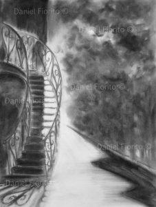 L'escalier 08-2013