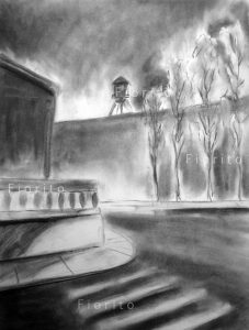 Mile End château d'eau