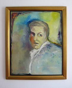 """""""Portrait d'un ami"""", 1996"""