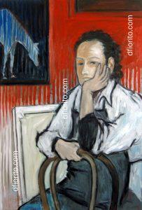 Autoportrait 06 Janvier 2021