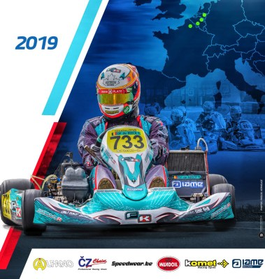 IAME Serie Benelux - Round 5 @ Karting des Fagnes - Mariembourg | Couvin | Waals Gewest | België