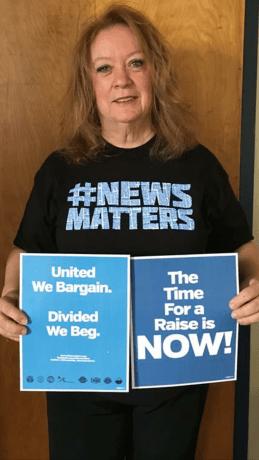 Linda Brady Unit Chair Norristown Times Herald
