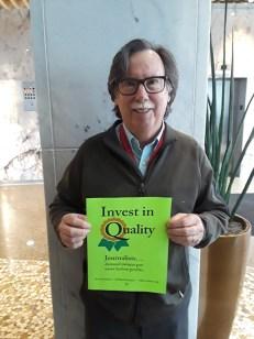 John Gallagher, Detroit Free Press Business Columnist
