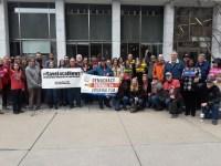 Detroit News and Free Press