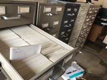 Story files left in the Mercury building | Kevin Hoffman