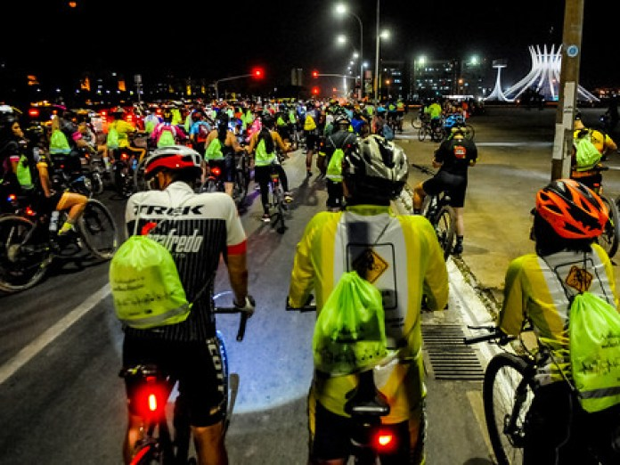 Passeio Ciclístico em comemoração ao Dia Mundial sem carro