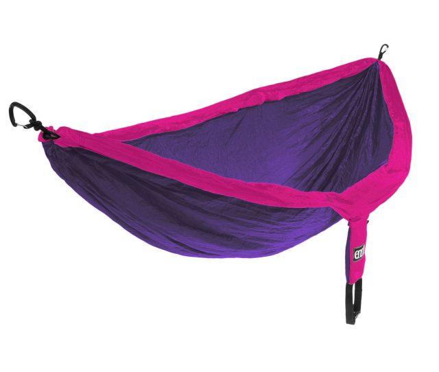 Eno Double Nest Hammock Purple Fuchsia
