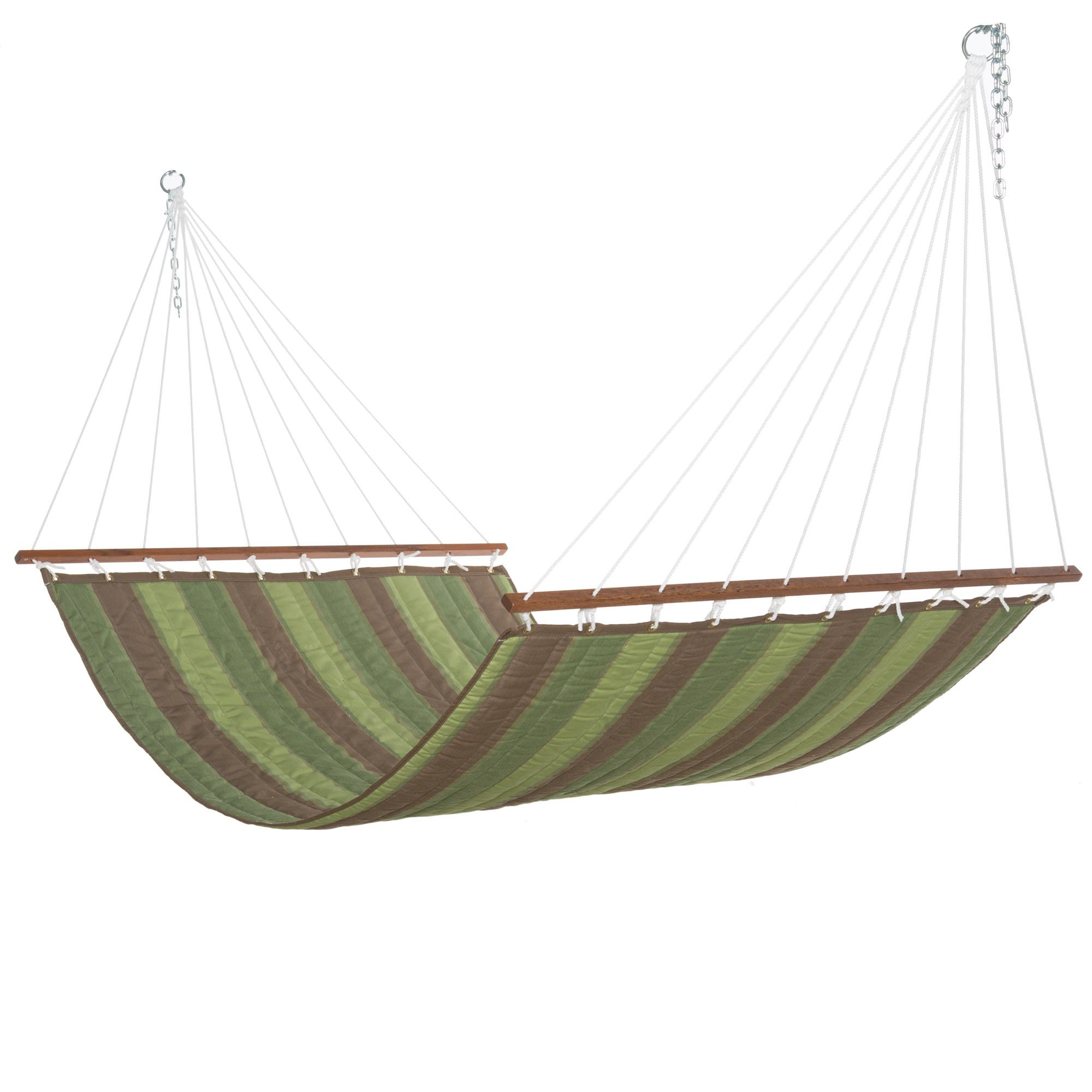 Essentials By Dfo Phillips Turf Quilted Hammock