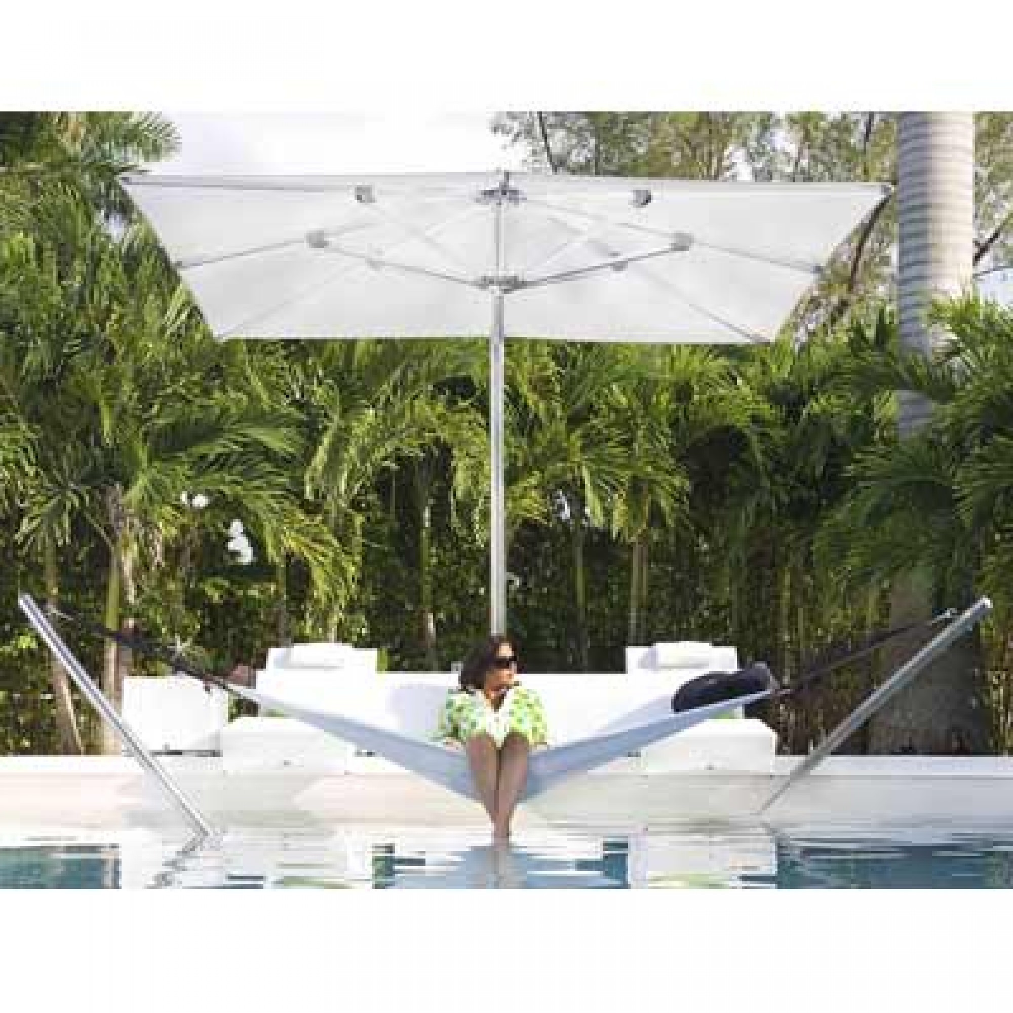 Hammock Stand With Canopy Amp Stainless Steel Wave Stand