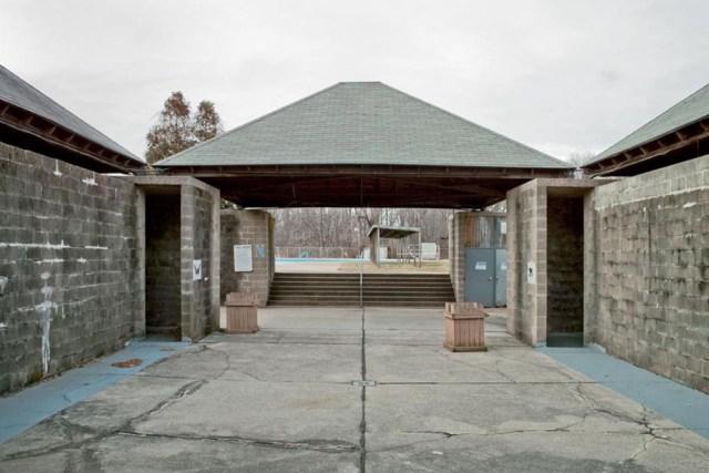 Casa de Banho em Trenton (Trenton Bath House), em Trenton, New Jersey
