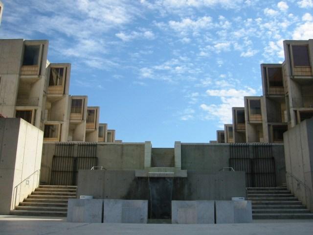 Jonas Salk Institute, em La Jolla, Califórnia