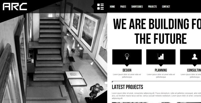 sites para arquitetos