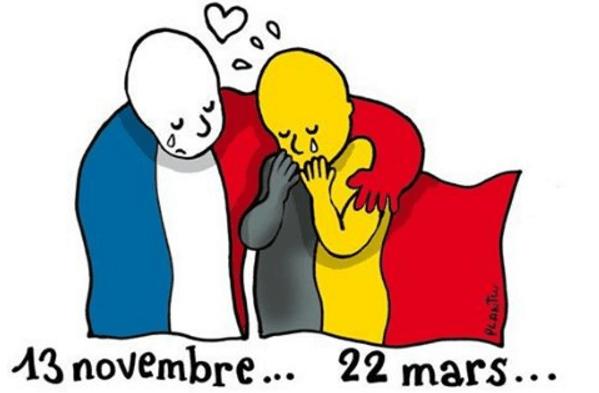 belgica 22 março