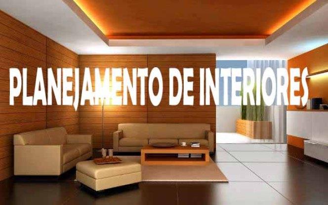PLANEJAMENTO DE INTERIORES
