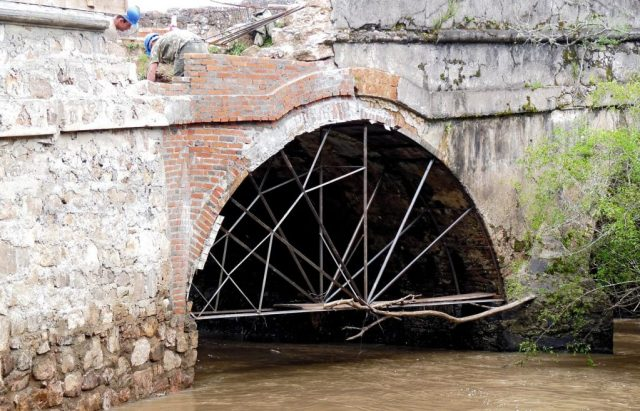 ponte tecnica mista