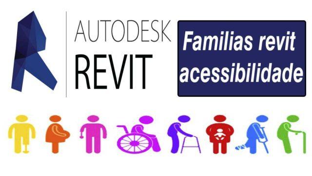 familias revit acessibilidade