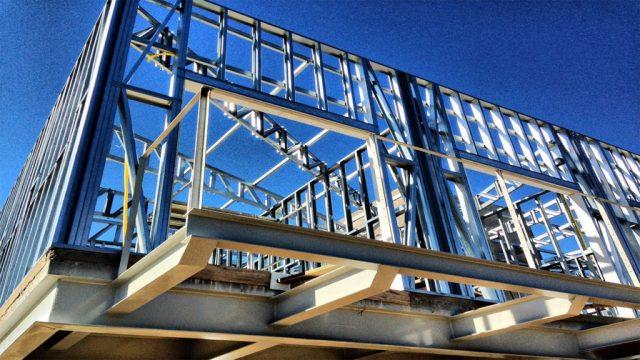 Steel frame construção sustentável no Brasil