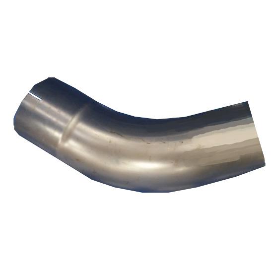 5 inch id od 45 degree 8 x 8 inch standard exhaust elbow