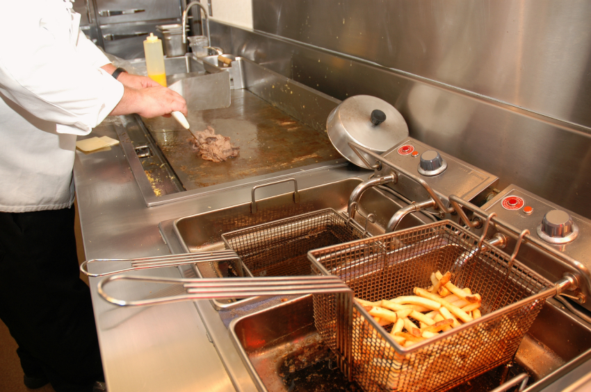 My Life As A Fry Cook