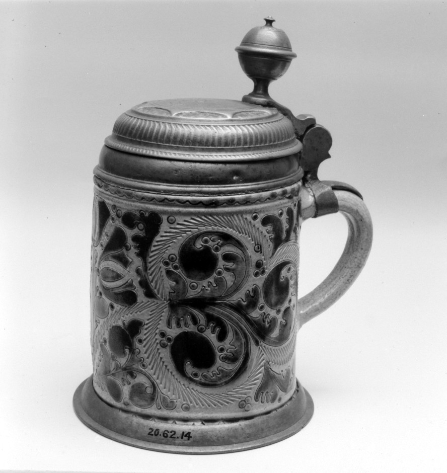 Pewter Mug similar to that discussed in the podcast