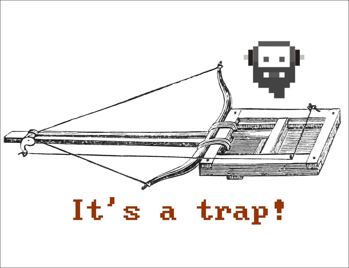 Ep. 52:  Traps!  With Nathan from Paranoid Metroid