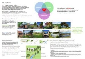 Making Fife's Places Planning Policy Guidance – buildings, green infrastructure, and streets [August 2015] Image of a page