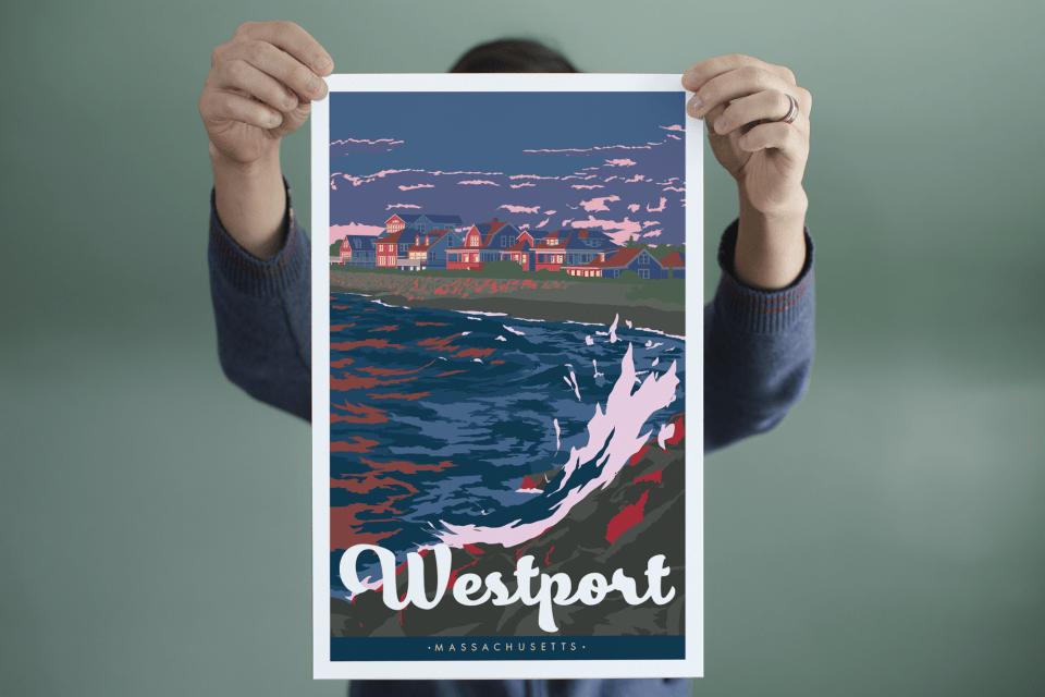 Gooseberry Beach, Westport, Massachusetts