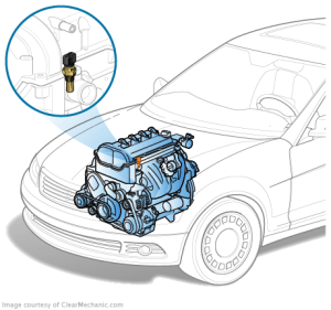 Signs Your Engine Coolant Temperature (ECT) Sensor Is Bad