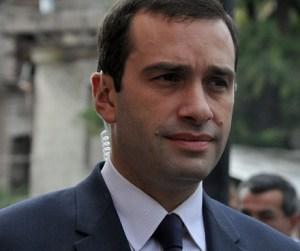 irakli alasania - candidate for defense minister