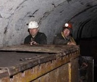 miners strike