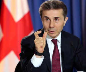 Prime Minister Bidizina Ivanishvili (Press Office Photo)