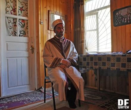 Guram Aslan Abashidze, Mufti of Khulo (DFWatch Photo)