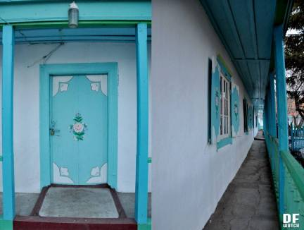 Prayer house of Doukhabors in Gorelvka (DF Watch)