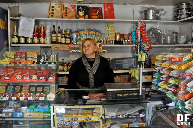 Owner of shop says she cannot buy products because people cannot pay (DF Watch)